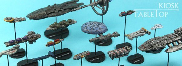 Battlestar Galactica – Teil 1