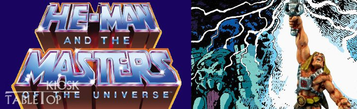 He-Man und die Masters of the Universe in 28mm – Teil 1